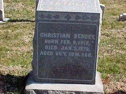 Christian Bergey