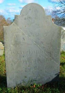 Isaac Lothrop