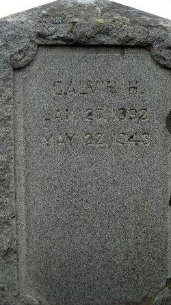 Calvin H Bottum