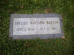 Shelley <I>Winslow</I> Barton