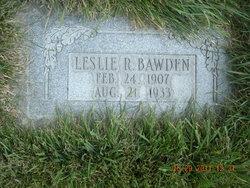 Leslie Rulon Bawden
