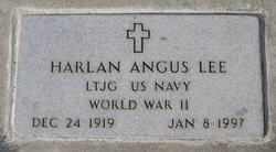Harlan Angus Lee