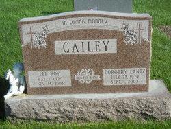 Lee Roy Gailey