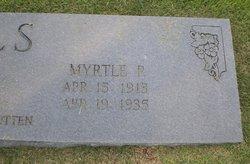 Myrtle R. Peels
