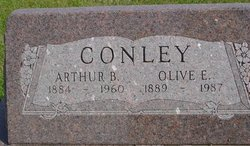 Olive E. <I>Garrod</I> Conley