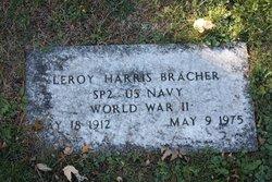 Leroy Harris Bracher