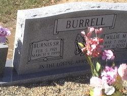 Burnis Burrell, Sr