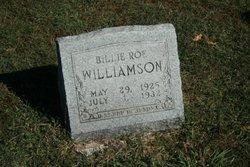 Billie Roe Williamson