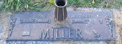 Wiley Wayne Miller