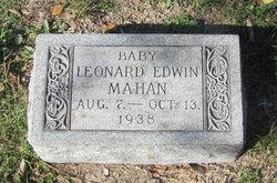 Leonard Edwin Mahan