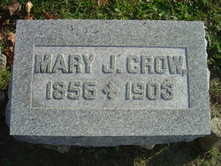 Mary J Crow