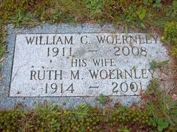 Ruth M Woernley