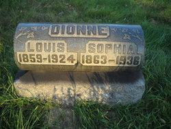 Sophia E. <I>Boening</I> Dionne