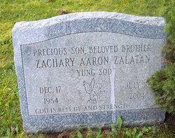 Zachary Aaron Zalatan