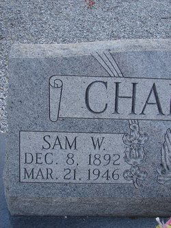 Samuel William Chapman