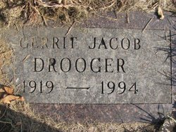 Garrit Jacob Drooger