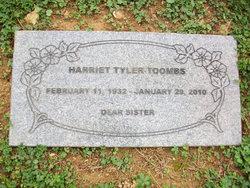 Harriet Tyler Toombs