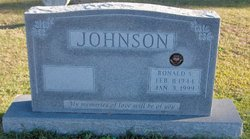 Ronald S Johnson