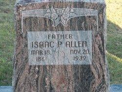 Isaac P Allen