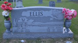 Betty Jean Ellis