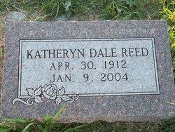 Katheryne Dale Reed