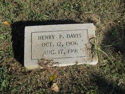 Henry P. Davis