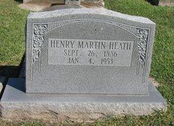Henry Martin Heath