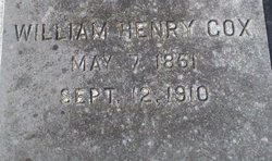 William Henry Cox