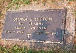 George Edward Sutton
