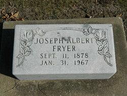 Joseph Albert Fryer