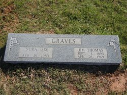 """Nora """"Sis"""" <I>Fleming</I> Graves"""