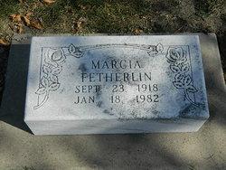 Marcia Fetherlin
