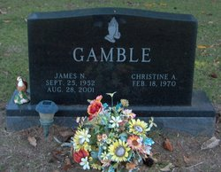 James N Gamble
