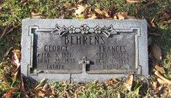 Frances Behrens