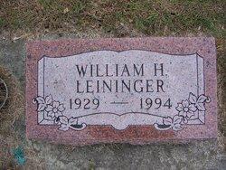 William H. Leininger