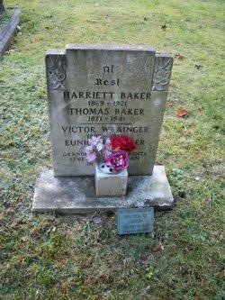 Harriett Baker
