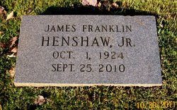 James Franklin Henshaw, Jr