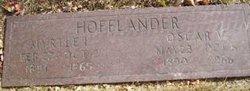 Myrtle I. <I>Jefferson</I> Hofflander