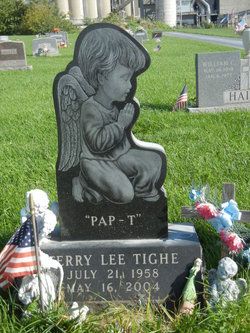 """Terry Lee """"Pap-T"""" Tighe"""
