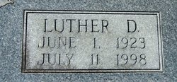Luther D. Huffman