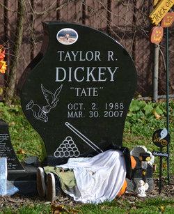 Taylor Robert Dickey