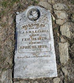 Missouri Farell