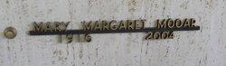 Mary Margaret Mooar