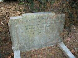 Maud Alice Bond