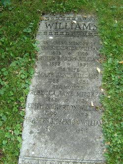 Edith Bickerton Williams