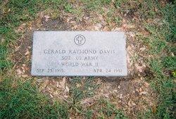 "Gerald Raymond ""Jit"" Davis"