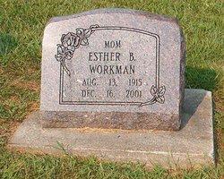 Esther B. Workman