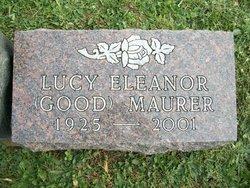 Lucy Eleanor <I>Good</I> Maurer