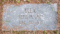 Ella Eakins
