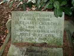 Alice Mary Churcher
